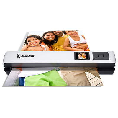 9. ClearClick Photo and Document Scanner