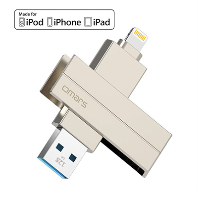 4. Omars iPhone Flash Drive