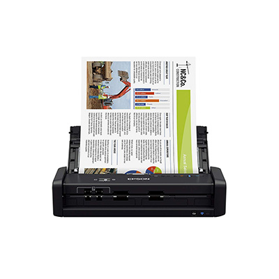8. Epson Workforce Portable Scanner ES-300W