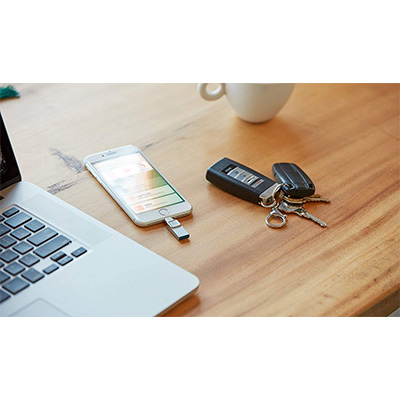 10. Kingston Digital Bolt Duo Flash drive