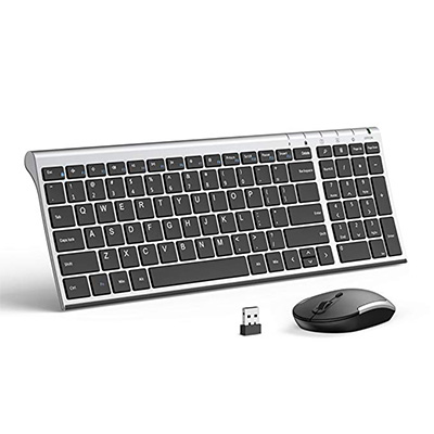 7. Jelly Comb Wireless Keyboard