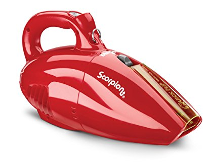 Dirt Devil SD20005RED Scorpion Quick Flip Corded Bagless Handheld Vacuum Review