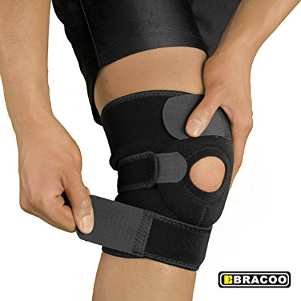 Bracoo Breathable Neoprene Knee Support Sleeve Review
