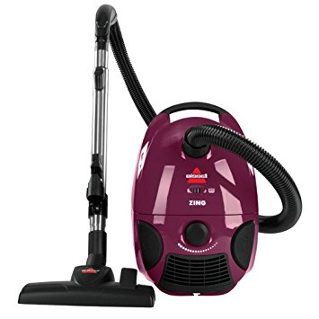 BISSELL Zing Bagged Canister Vacuum Review