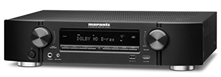Marantz NR1504 Slim Line 5.1 Channel Home Theater Network AV Receiver Review