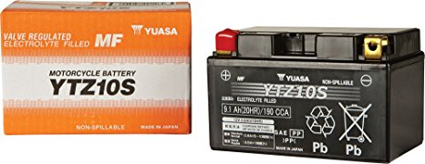 YUASA Factory Activated Maintenance Free Battery Review
