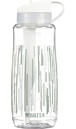 8. Brita Filtered Water Bottle