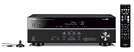 Yamaha RX-V379BL 5.1-Channel A/V Receiver with Bluetooth Review