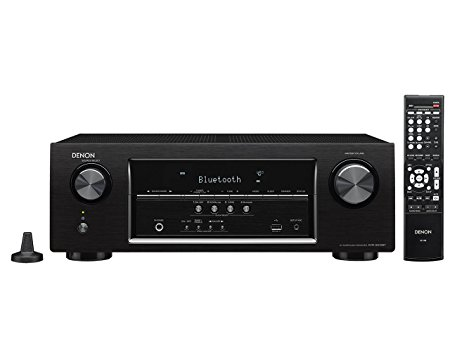 Denon AVR-S510BT 5.2 Channel Full 4K Ultra HD AV Receiver with Bluetooth Review