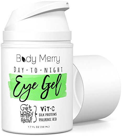 Body Merry Day-to-Night Eye Gel Review