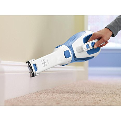 Decker HHVI320JR02 Dustbuster Cordless Lithium Hand Vacuum Review