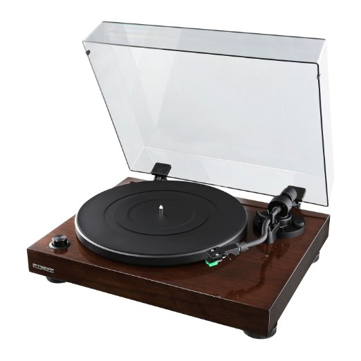Fluance High Fidelity Vinyl Turntable Record Player Review