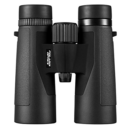 Polaris Optics Voyager 10X42 High Powered Bird Watching Binoculars Review