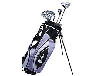 Confidence Golf LADY POWER Club Set & Stand Bag