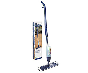 1. Bona Hardwood Floor Spray Mop Review