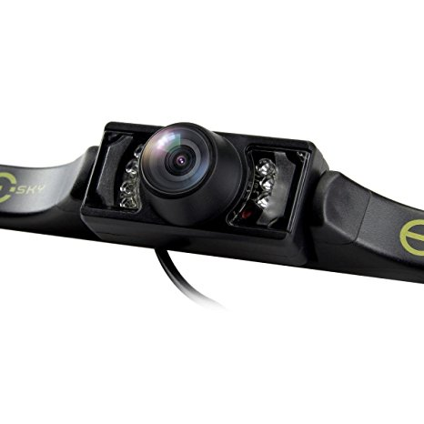 Esky EC135-05 Car Rear View Camera Review