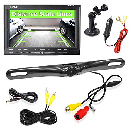 Pyle PLCM7500 Backup Car Camera Review
