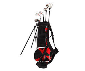 Nitro 8 Piece Kid's Golf Club Set