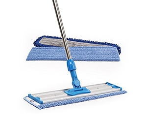 "3. Microfiber Wholesale 18"" Professional Microfiber Mop Review"