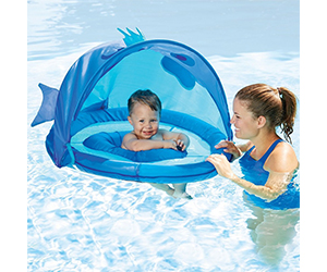 5. Swim School Fun Fish BabyBoat Review