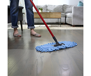 7. O-Cedar Dual-Action Sweeper Dust Mop Review
