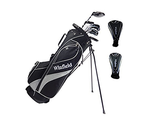 Winfield VERTEX Men's 12-pc Golf Package Set