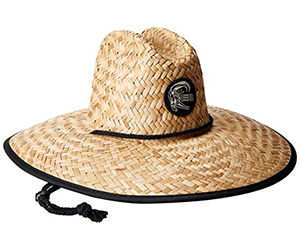 3. O'Neill Men's Sonoma Prints Straw Hat Review