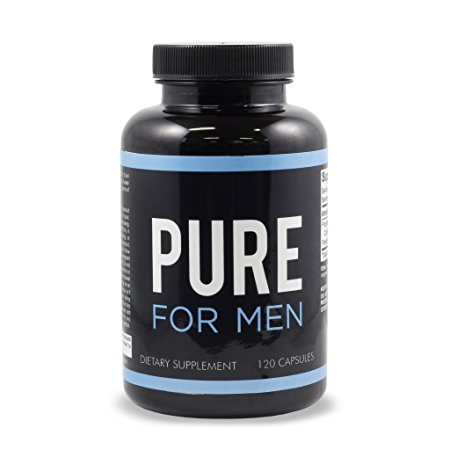2. Pure for Men (120 Capsules)