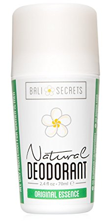 1. Bali Secrets Natural Deodorant For Women & Men