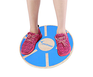 Sportneer Wooden Balance Board Platform Review