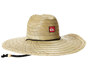 4. Quiksilver Men's Pierside Straw Sun Hat Review