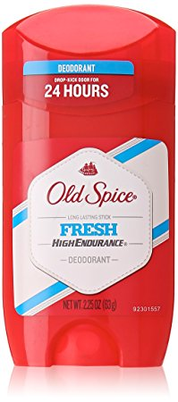 3. Old Spice High Endurance Deodorant