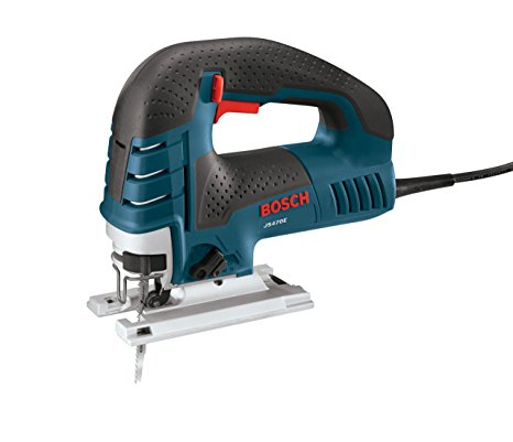 Bosch JS470E 120-Volt 7.0-Amp Top-Handle Jigsaw Review