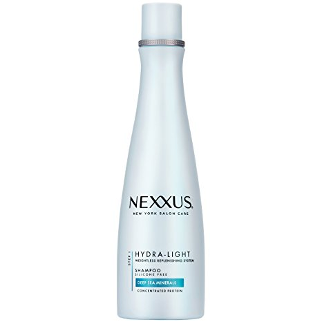 8. Nexxus Weightless Moisture Shampoo Review