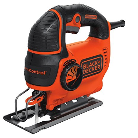 BLACK+DECKER BDEJS600C 5.0-Amp Jig Saw Review