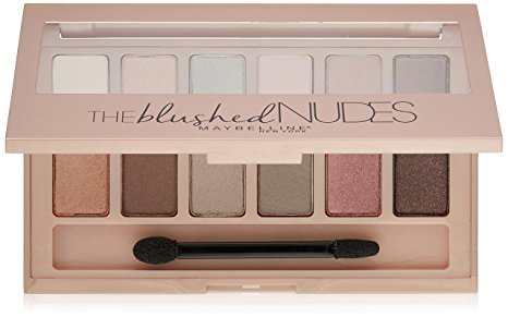 5. Maybelline New York The Blushed Nudes