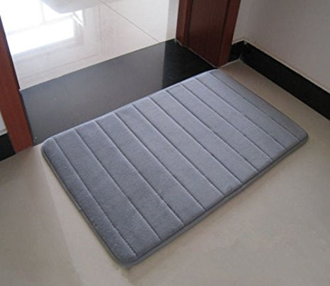 DIS New Arrival Absorbent Memory Foam Bath Mat Review
