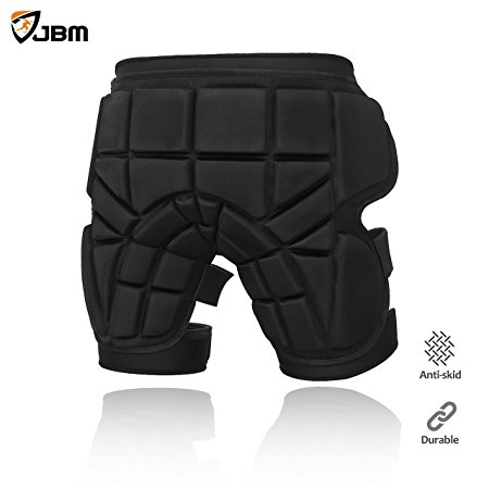 BM International Extra Large Hip Padded Shorts Review