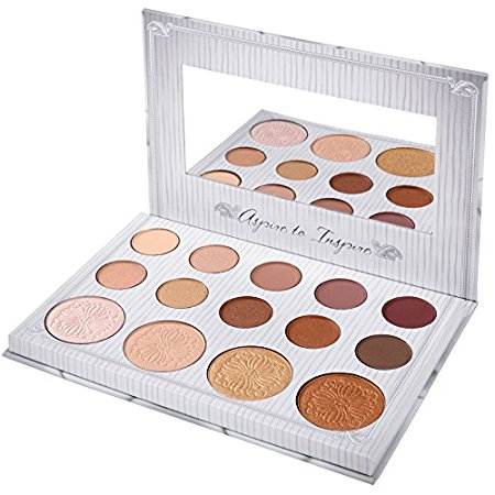 7. BHCosmetics 14 Color Eyeshadow & Highlighter Palette