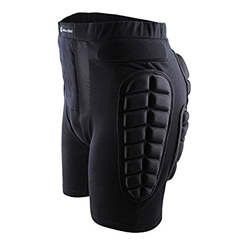 West Biking 3D Hip Butt Padded Shorts Review