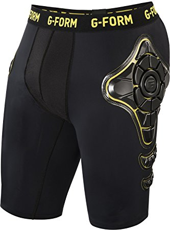 G-Form Pro-G Impact Protection Compression Shorts Review