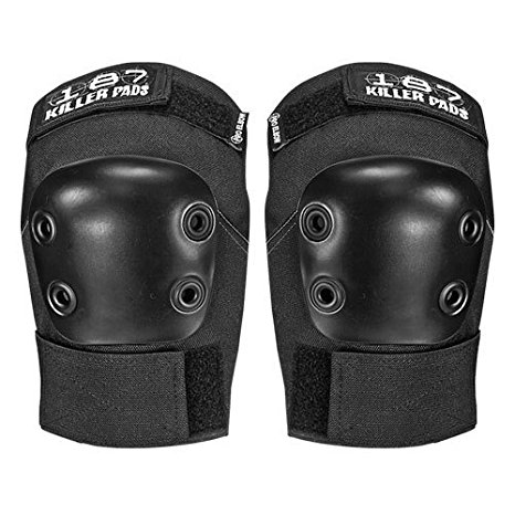 187 Killer Pads Black Knee Pads Review
