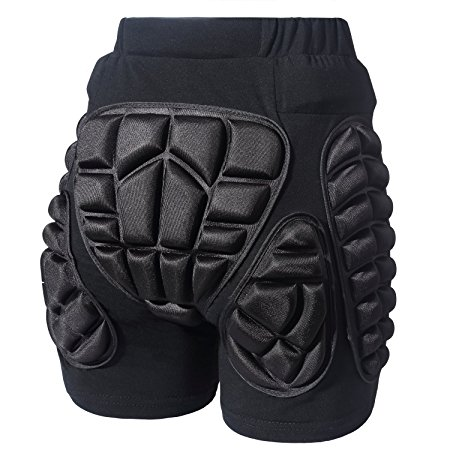 soared 3D Protection Short Pants Review