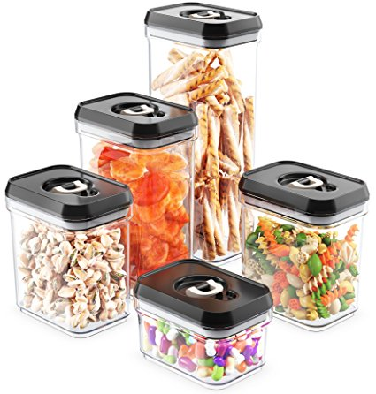 Royal 5-Piece Airtight Food Storage Container Set Review
