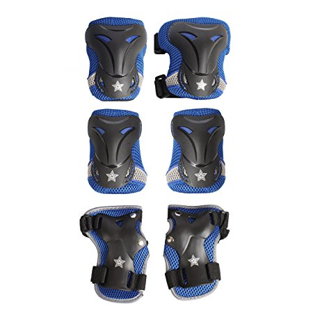 High Bounce Knee Pads and Elbow Pads Review