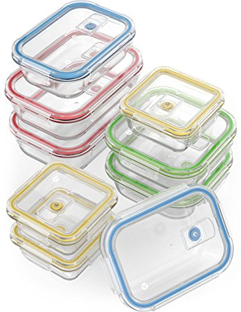 Vremi 18 Piece Food Storage Containers Review