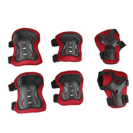 JUMPING 6 pcs Child Protective Gear Set Review