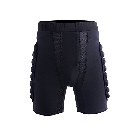Ohmotor 3D Padded Protective Shorts Review