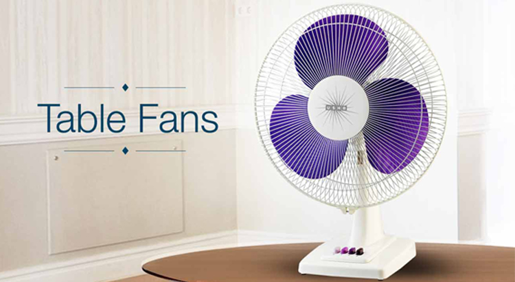 Best Small Portable Table Fans 2017
