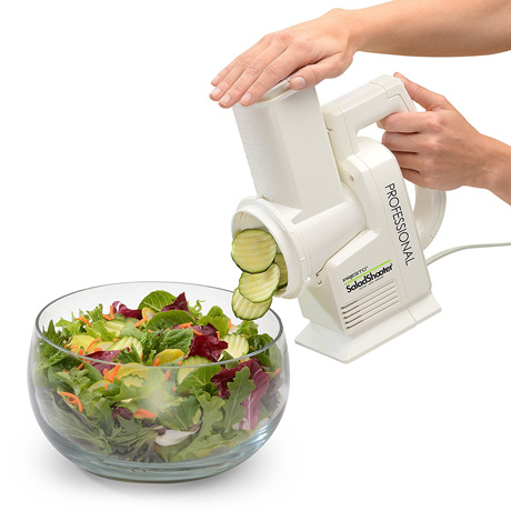 Presto SaladShooter White Slicer/Shredder Review (02970)